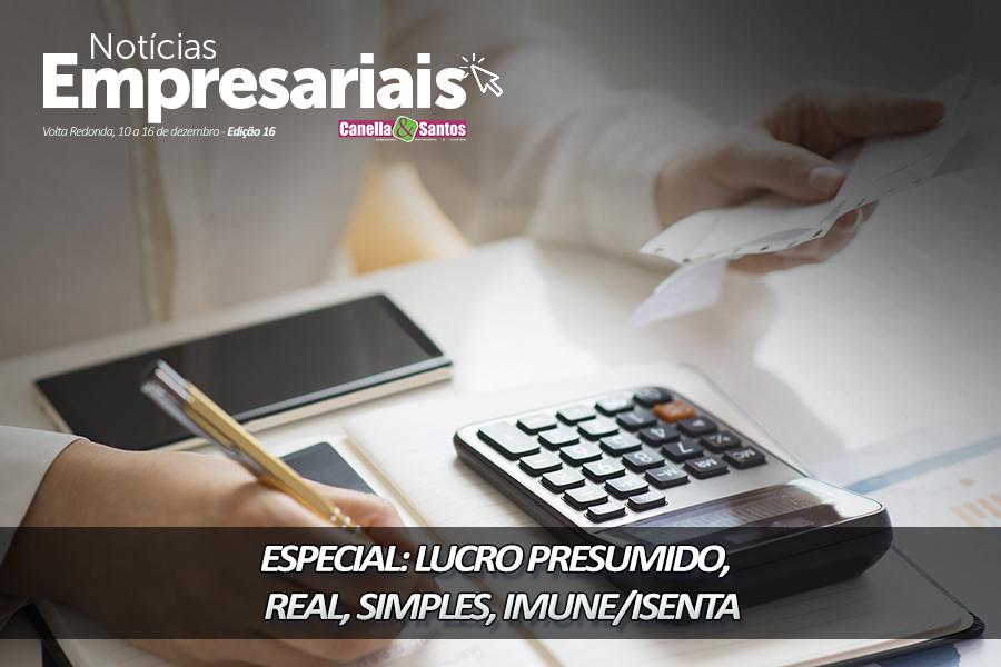 Noticias Empresariais Site - Blog -  Canella E Santos Assessoria Empresarial E Contábil