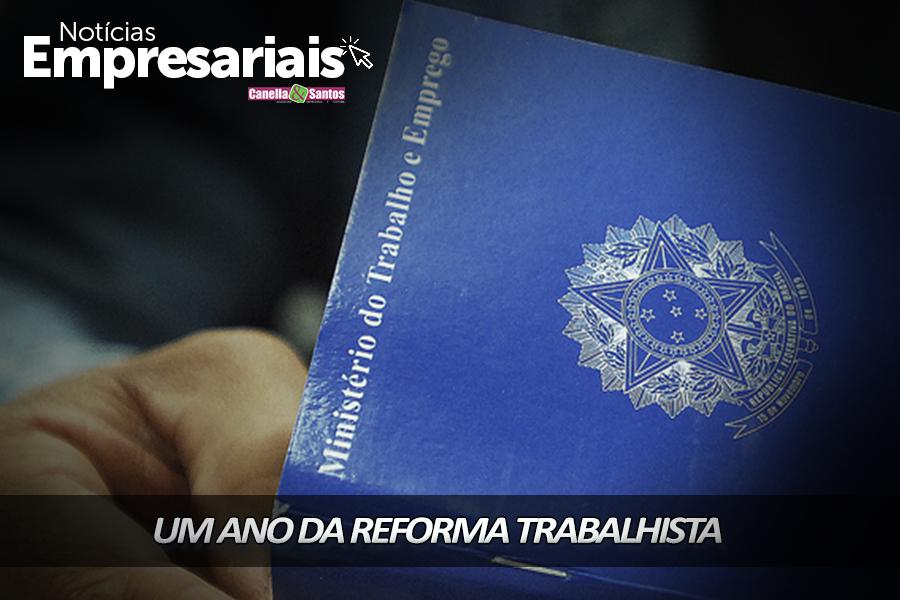 Reforma Trabalhista 3 - Blog -  Canella E Santos Assessoria Empresarial E Contábil