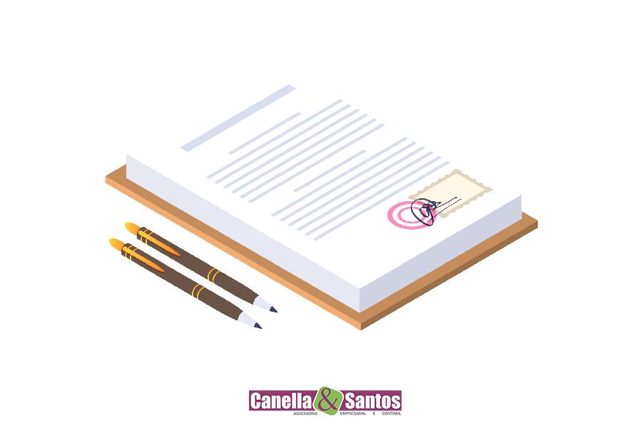 Regulamento Interno - Blog -  Canella E Santos Assessoria Empresarial E Contábil