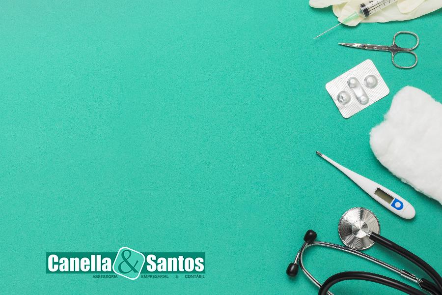 Área MÉdica Contabilidade Site - Blog -  Canella E Santos Assessoria Empresarial E Contábil