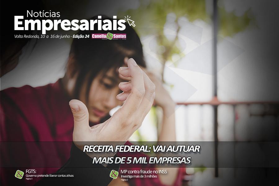 Noticias Empresariais 11062019 - Blog -  Canella E Santos Assessoria Empresarial E Contábil