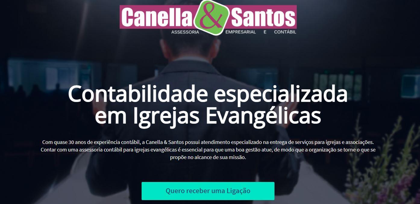 Contabilidade Para Igrejas Evanglicas - Contabilidade em Volta Redonda - RJ | Canella & Santos