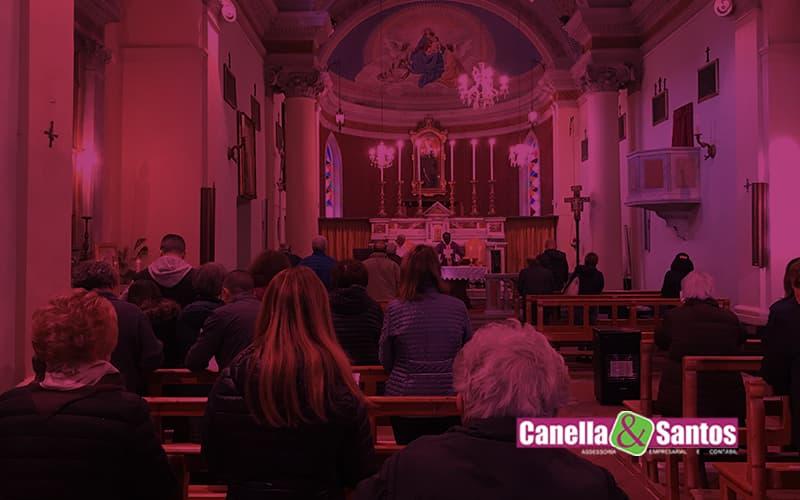 Como Tirar Cnpj De Igreja Vamos Te Explicar Neste Artigo Post (1) - Contabilidade Em Volta Redonda - RJ | Canella & Santos