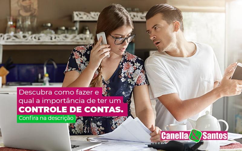 Descubra Como Fazer E Qual A Importancia De Ter Um Controle De Vendas Post (1) - Contabilidade Em Volta Redonda - RJ | Canella & Santos